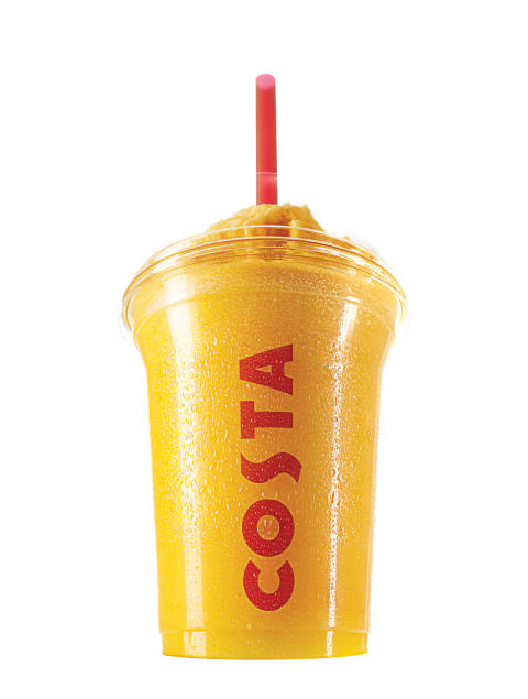 Mango and Passionfruit Cooler