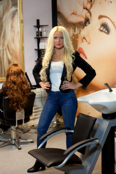 Rapunzel of Sweden öppnar ny salong och lagershop i Göteborg