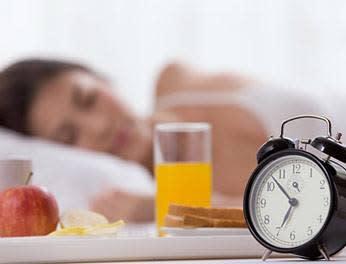 Har din sömnbrist satt sig runt midjan?
