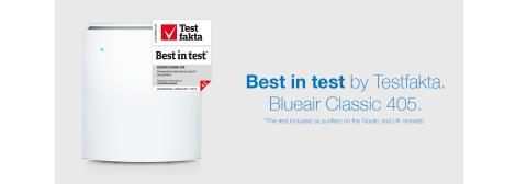 Blueair Classic best in test
