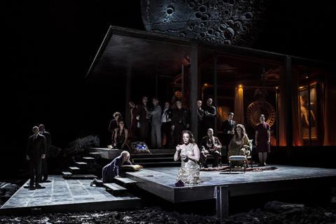 Extra opera i Lindesberg: Salome med Nina Stemme