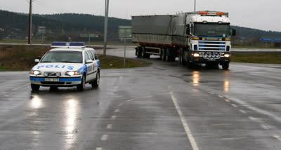 Transportstyrelsen summerar första året med cabotageärenden