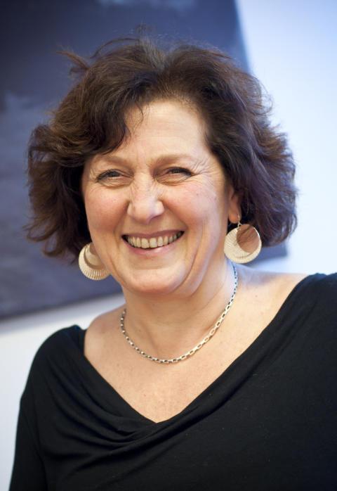 Det är någonting  särskilt med  förändringar... - Maja Jansson chef för flyktingenheten om förändringsarbete