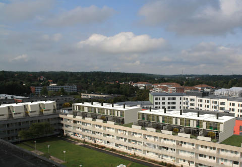Radhus på befintliga bostadshus kan bli verklighet