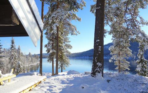 Rimelige hyttealternativ i vinterferien
