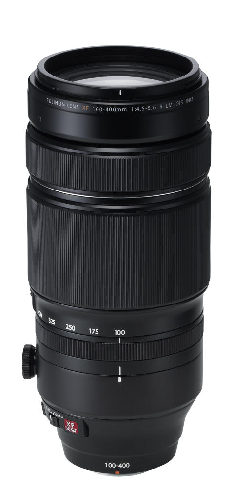 FUJINON XF100-400mmF4.5-5.6 R LM OIS WR front