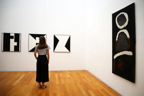 Museum der bildenden Künste - Gil Schlesinger - 4. Ausstellungsraum