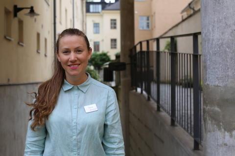 Ny förbundsordförande Tove Kopperdal, tillträder 1 augusti 2017