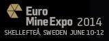 Stort intresse för Euro Mine Expo 2014
