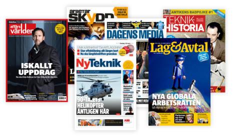 Mediehuset Talentums tidningar