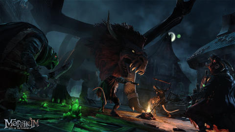 Mordheim: City of the Damned - Console Screenshots