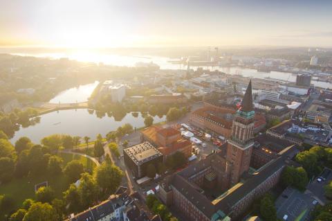 Kieler Innenstadt