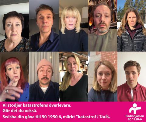 Appell cyklon Idai SVT