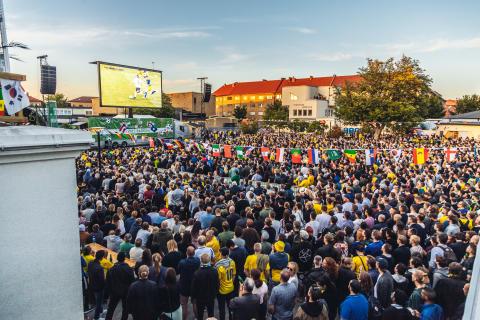 Folkets Park satsar stort på fotbolls-VM