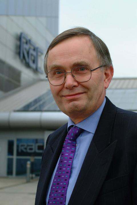 Photo of David Bizley, RAC chief engineer
