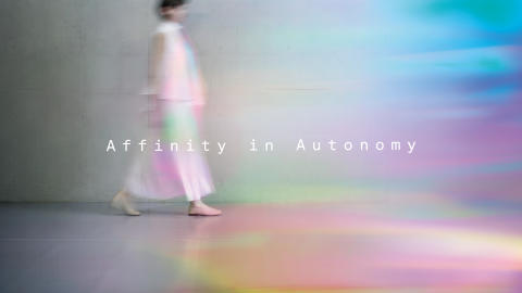 Sony returns to Milan Design Week with 'Affinity in Autonomy'