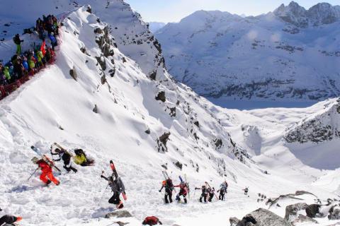 Patrouille des Glaciers, Wallis/Zermatt