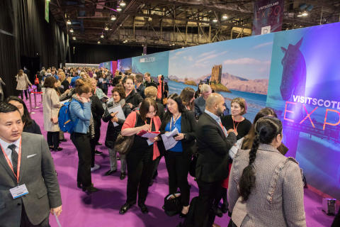 Big year for VisitScotland Expo