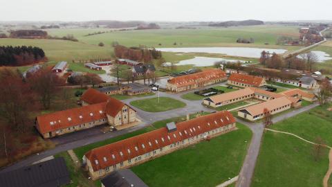 Nu åbner uddannelsen til fængselsbetjent i Jylland