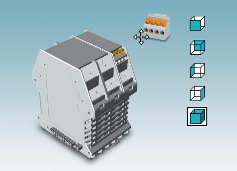 Online configurator for electronics housings