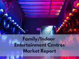 Latest Updated Report on Family/Indoor Entertainment Centers Market 2019-2027| by Major Companies: CEC Entertainment, Cinergy Entertainment, Dave & Buster's, Kidzania, Lucky Strike Entertainment, Nickelodeon Universe, SMAAASH