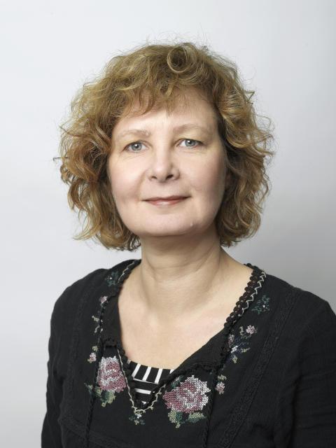 Anna Fiske_portrett. Foto: June Witzøe