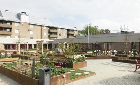 Pressinbjudan: Invigning av KHF Trygga Hem i Nässjö