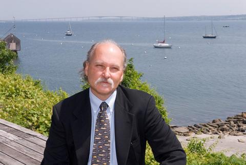 Barry A. Costa-Pierce är KSLA:s fjärde Wallenberg-professor