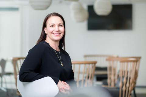 Jenni Moberg, Customer Excellence Director