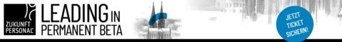 Zukunft Personal vom 17.-19. September 2019 in Köln
