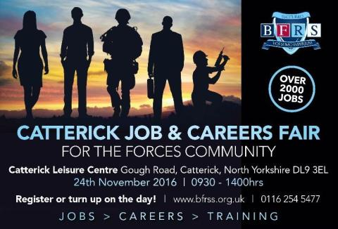 Career Fair Set to Celebrate Military Talent