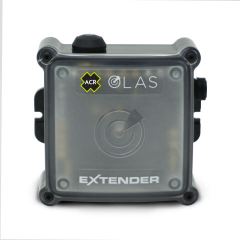 Hi-res image - ACR Electronics - ACR OLAS Extender can be used alongside the ACR OLAS Guardian or Core Base Station to provide coverage for vessels up to 80ft