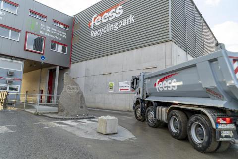 Der feess Recyclingpark
