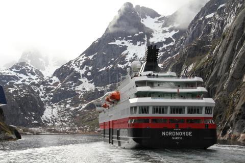 Vann 100 000 på skraplott och ska åka Hurtigruten