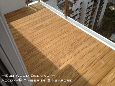 The Benefits of Eco Wood Decking