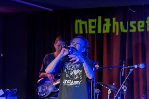 Mela Jam session med Bugge Wesseltoft,  Oslo Jazzfestival