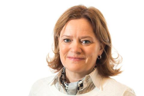 Marie Tollefsen Markström chef Kliniskt träningscentrum Akademiska sjukhuset