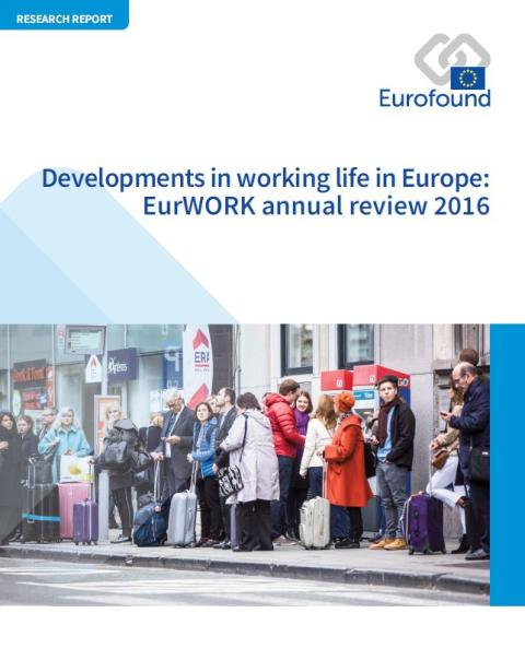Annual review shows working life in Europe in transition