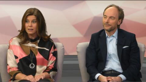 Webb-TV: Charlottta Faxén om börsläget