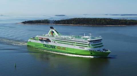 Tallink Grupp's vessel Star will continue to operate on the Paldiski-Sassnitz route