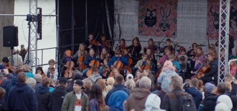 LindeDagen: Kulturskolan Garnalia bjuder in medverkande på kulturfestival
