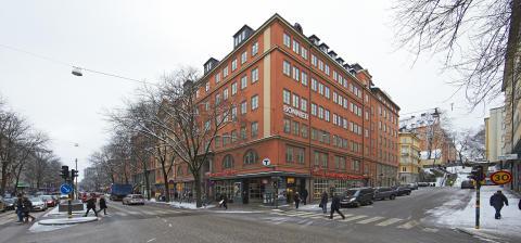 Bonnier Fastigheter skapar 8 000 kvm toppmoderna kontorslokaler i anrik fastighet på Sveavägen 53.