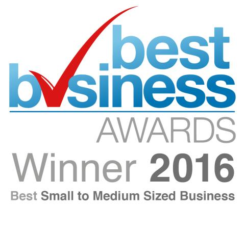 Finegreen named Best Small to Medium Size Business at the 2016 Best Business Awards!