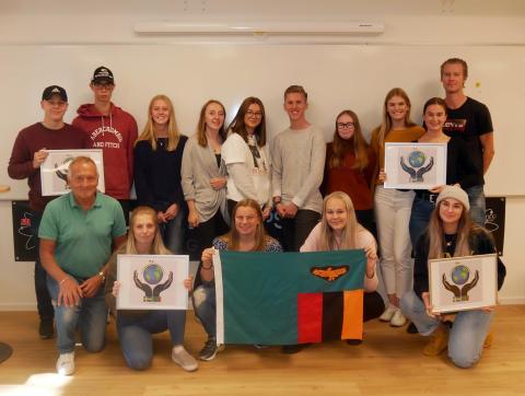 Studieresa till Zambia