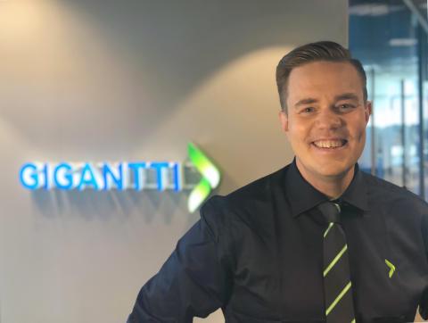 Sami Särkelä, Gigantti Oy