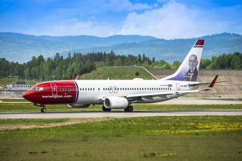 Norwegians LN-NGF