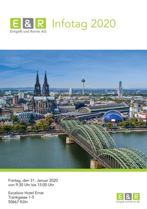 Agenda E & R Infotag 2020