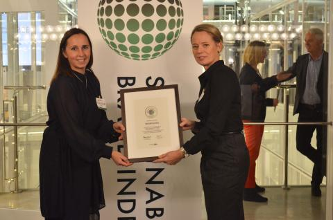 Riksbyggen - Industry Winner - Real Estate -  2018 B2B