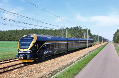 LEO Express to provide free delegate transfers at 6th International Railway Summit in Prague