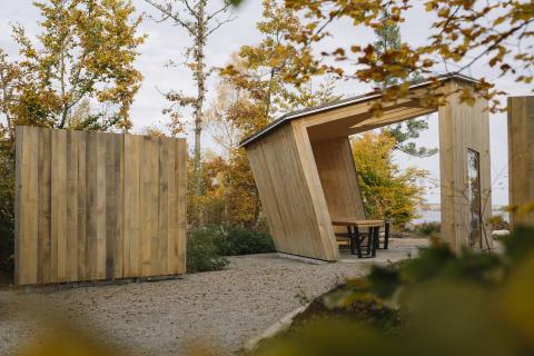 Et åndehul midt i Åsnen Nationalpark